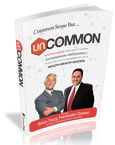 UNCOMMON featuring Perminder Chohan and Brian Tracy